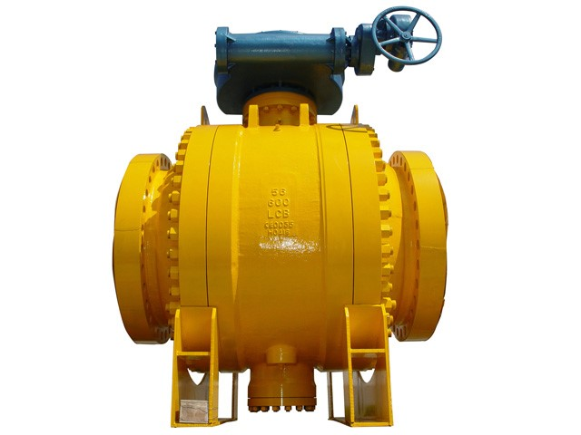 Side Entry Trunnion Ball Valve – Wuzhou Valves
