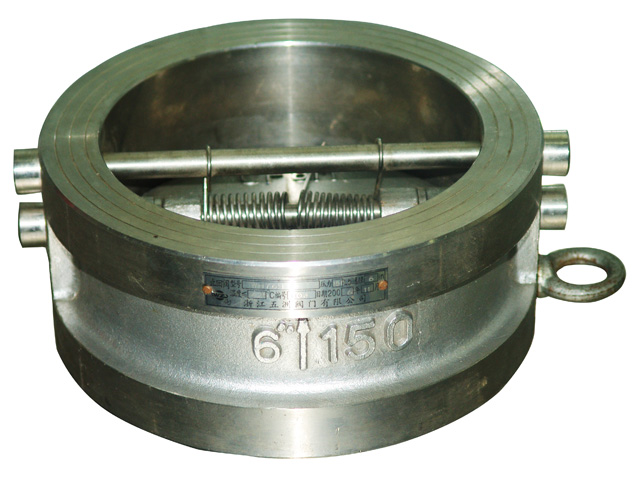 Wafer Type Dual Disc Check Valve – Wuzhou Valves
