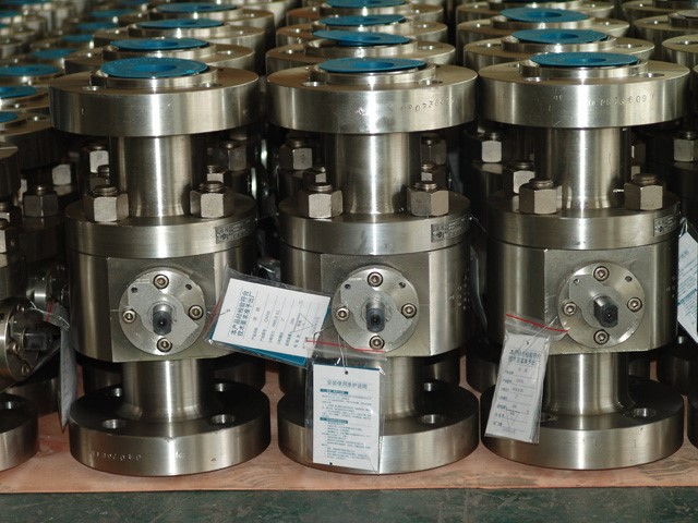 Forged Steel Floating Ball Valve – Wuzhou Valves