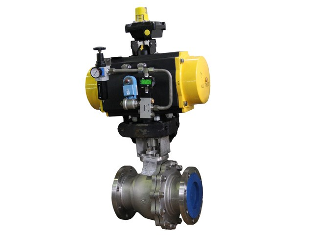 Cast Steel Floating Ball Valve – Wuzhou Valves