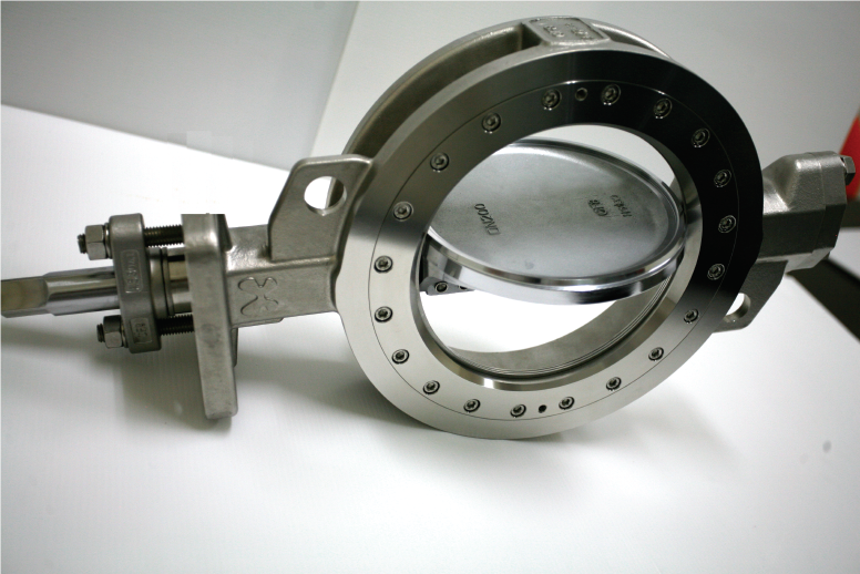 Triple Offset Metal Seated Butterfly Valve – HIPPO